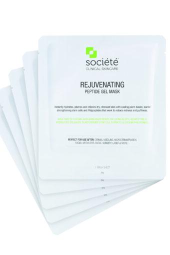 Societe Rejuvenating Peptide Gel Mask